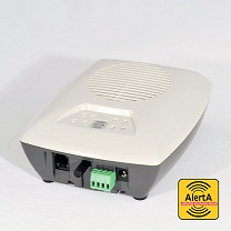 built in Speaker for simpler installations but remote speaker compatible