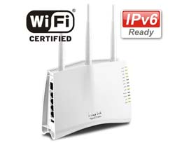 The Draytek 2710 is our preferred router when sharing Internet and VoIP